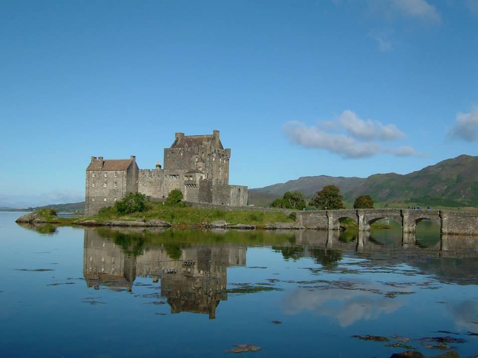 Day 1 - scotland