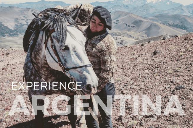 Patagonian Cordillera Riding Adventure