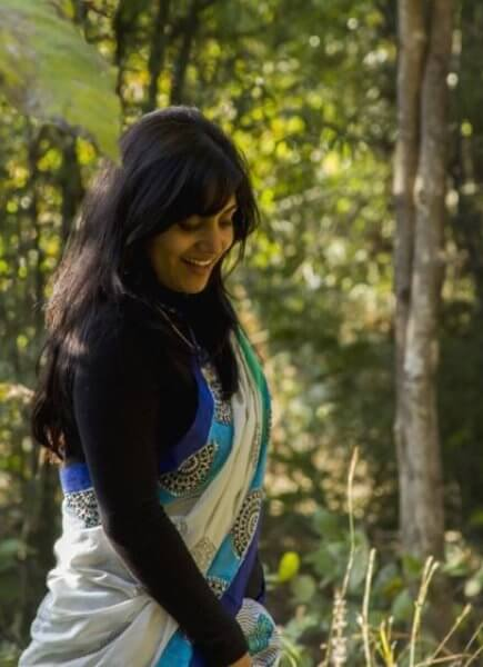 Photo of Dimple Bhati.