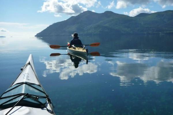 Photo of The Paradise of Haida Gwaii.