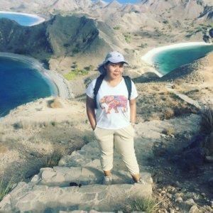 Photo of Ayu Tirta.