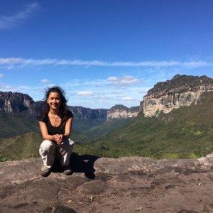 Photo of Cata Zuñiga.