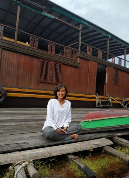 Photo of Rani Lukitasari.