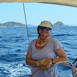 Photo of Valerie Weingrad.