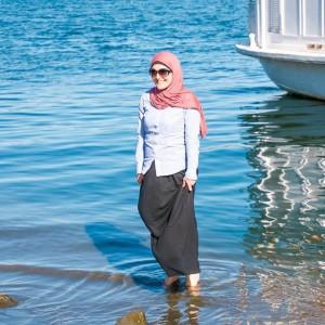 Photo of Yassmin Fekry.